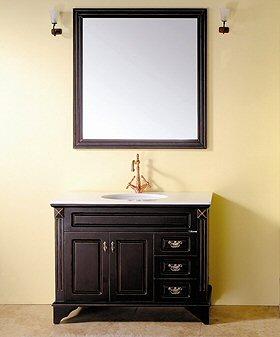 366 44 bathroom vanity size 44 23 33 cabinet solid wood countertop